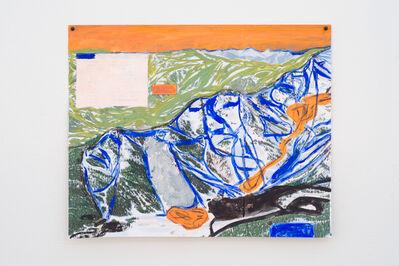 Jocko Weyland, 'Squaw Valley (Orange Sky)', 2013