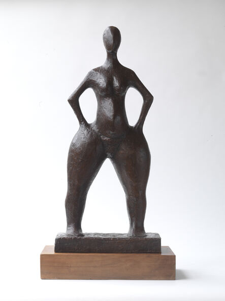 Breon O'Casey, 'Large Figure', 2004