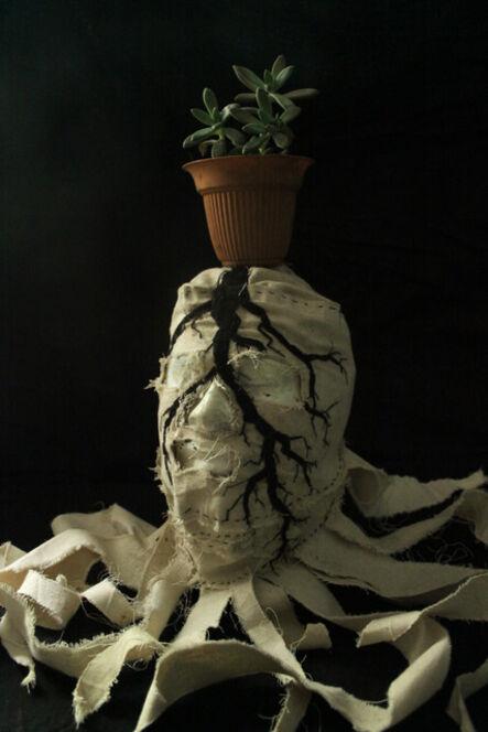Alejandro Flores, 'Máscara cactus', 2013