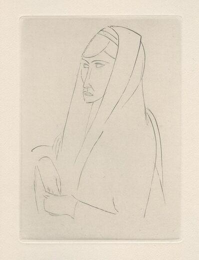 André Derain, 'Figure', 1947