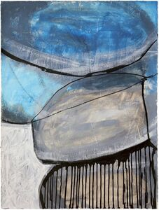 Rachelle Krieger, 'Rocks and Rays 20', 2016