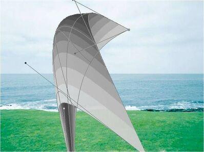 Lin Ke 林科, 'Virtual RAW Wind', 2013