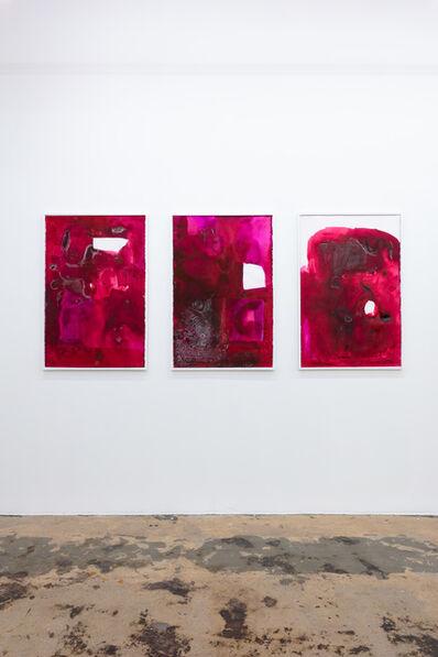 Anna Betbeze, 'Slipping (in 3 parts)', 2021