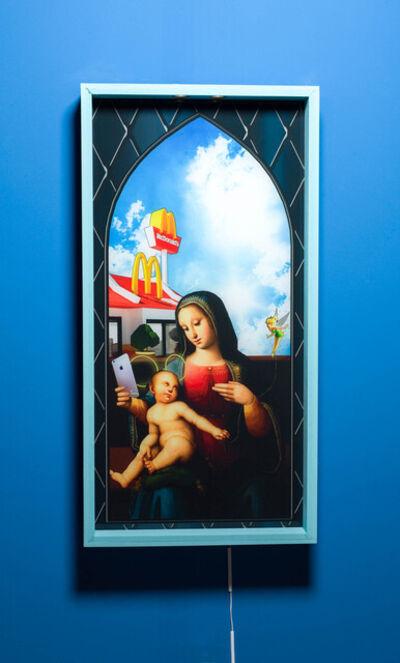 John Moran, 'Our Lady of Fattyma', 2021