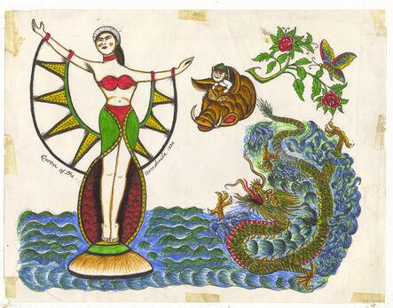 Rosie Camanga, 'Untitled (Dragon Queen of the Cendi)', ca. 1950