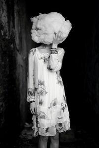 Ale Fruscella, 'Cloudwoman #60', 2017