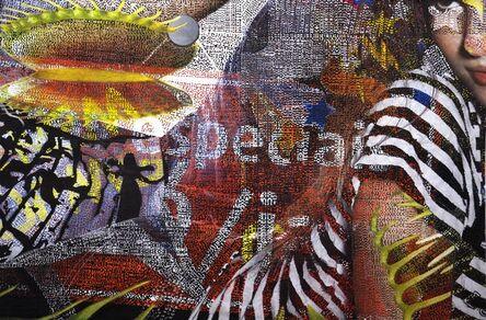 Daniel Escobar, 'Permeável XXV (From the series Perto Demais) [Too Close]', 2012