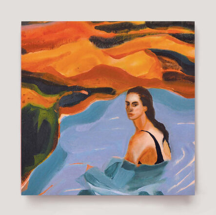 Rebecca Harper, 'Camouflage at the Edge', 2019