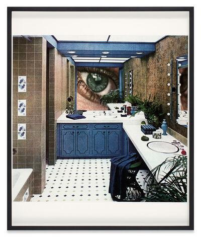 Martha Rosler, 'Bathroom Surveillance or Vanity Eye', 1967-1972