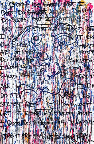 Charlotte Filbert, 'I Don't Do Street Art', 2010