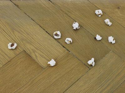 Adrià Julià, 'Dropped Popcorn', 2012