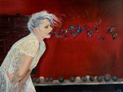 Mertim Gokalp, 'Butterflies in my stomach', 2013-2014