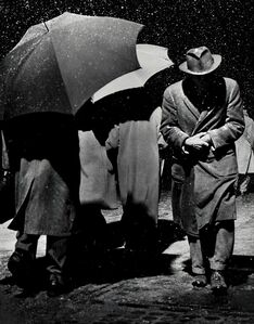 Dennis Stock, 'New York City', 1950