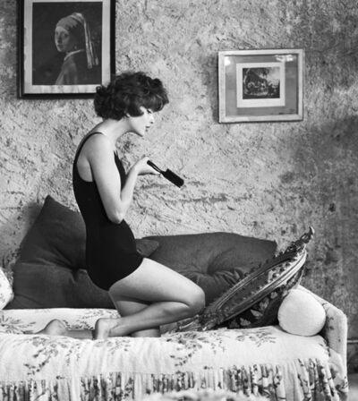 Georges Dambier, 'Marie Helene Arneaud, Cap d'antibes. Elle, 10 juin 1957', 1957