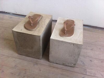 Roberta Lima, 'Setting Foot: deconstructing the sapatão, I came to stay', 2013