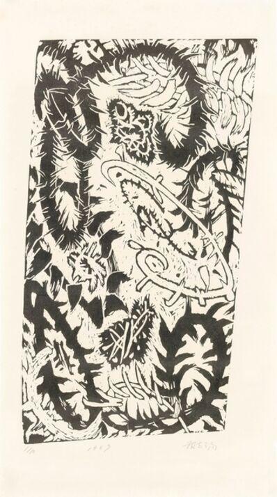 Huang Zhiyang 黄致阳, 'Morphological Ecology 002 形象生态002', 1987