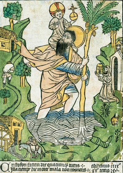 'The Buxheim Saint Christopher', 1423