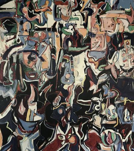 Michael von Helms, 'Easter Weekend', 1991