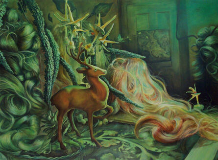 Amanda Besl, 'A Technicolor Hinterland', 2015