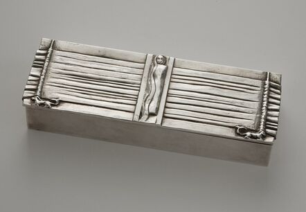 Line Vautrin, 'Dame á la Licorne, Box', 1942-1950