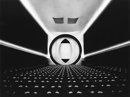 Ruth Bernhard, 'Eighth Street Movie Theater, New York City', 1946-printed circa 1990