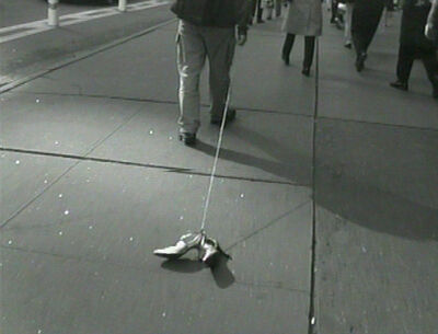 Tadej Pogačar, 'Golden Shoes of Times Square', 2002