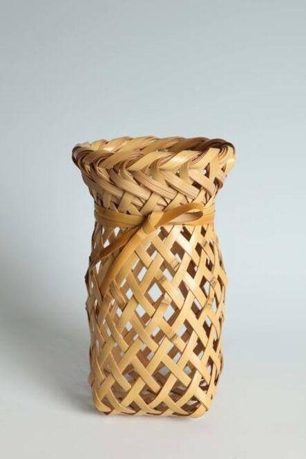 Iizuka Rōkansai, 'Hanging Flower Basket (T-4222)', ca. 1930