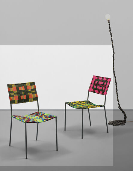 Franz West, 'Two works: (i-ii) Onkel Stuhl (Uncle Chair)', 2009