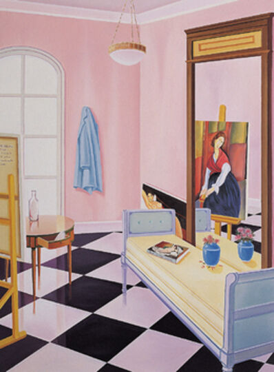 Nam Kyung Min, 'Modigliani's Last Passion, The Portrait of Jeane', 2007