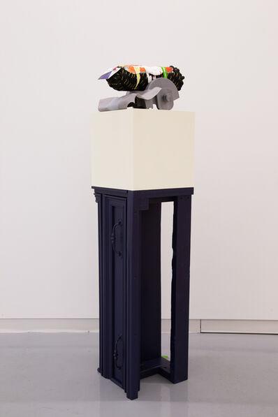 Jessica Stockholder, 'Catapult Anime Stack', 2015