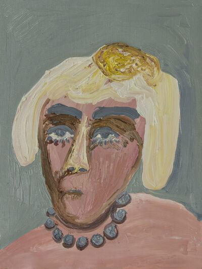 Amber Boardman, 'Fried Egg Head', 2015