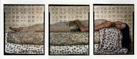 Lalla Essaydi, 'Bullets Revisited #3', 2012