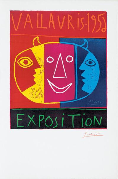 Pablo Picasso, 'Vallauris - 1956 Exposition, June 19, 1956'