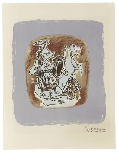 Georges Braque, 'Hélios VI', 1948