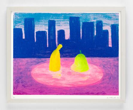 Scott Reeder, 'Fruit in the City', 2020