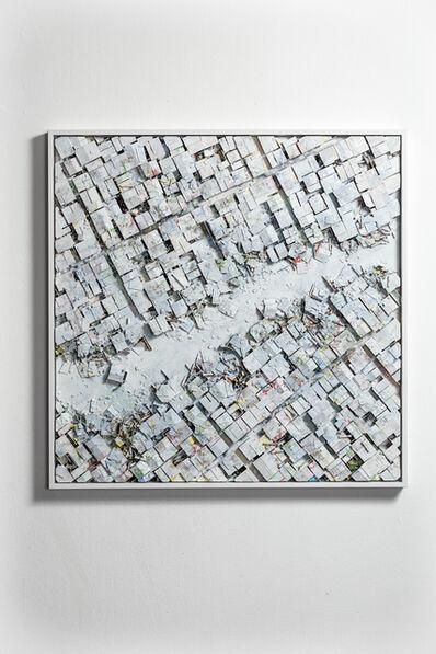 Hendrik Czakainski, 'White Square', 2020