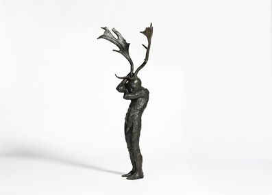Beth Carter, 'Antler Figure'