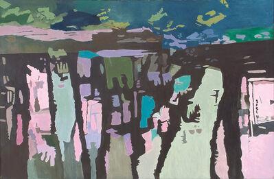 Ralph Wickiser, 'Dark Stream', 1997