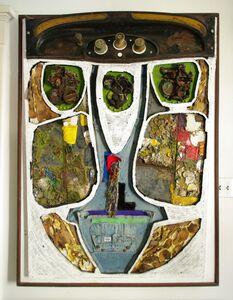 Noah Purifoy, 'Lace Curtain', 1993