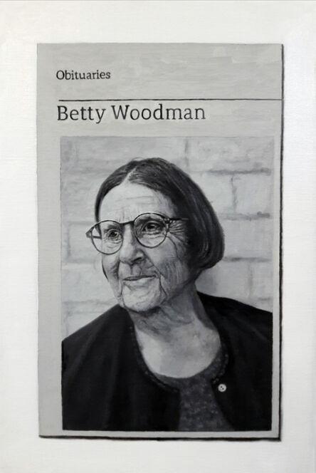 Hugh Mendes, 'Obituary: Betty Woodman', 2018