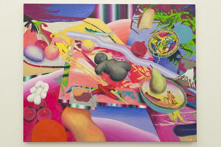 Aya Ito, 'Sleeping stone', 2017
