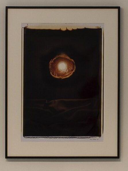 Helen Chadwick, 'Meat Abstract No. 1: Black Sun', 1989