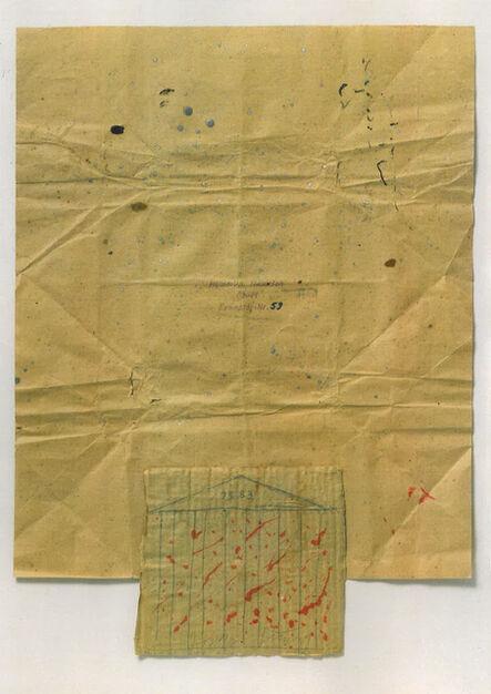 Joseph Beuys, 'Hoelderlin, Hyperion', 1983