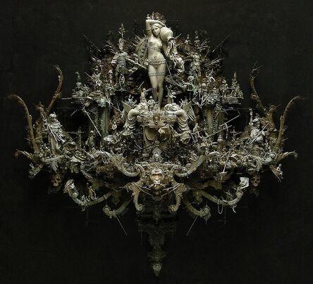 Kris Kuksi, 'The Arousal Of DeEvolution', 2012