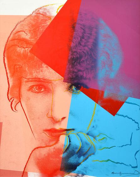 Andy Warhol, 'Sarah Bernhardt', 1980