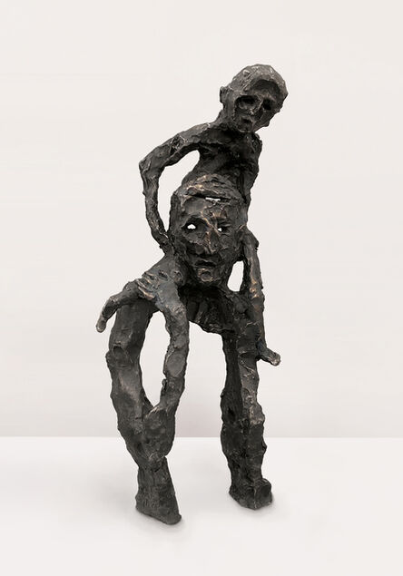 Andrew Litten, 'Father and Child', 2020
