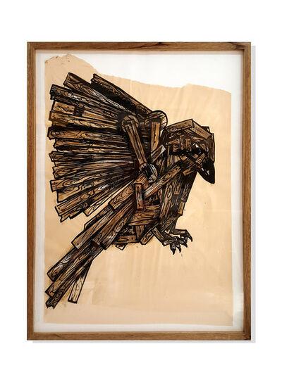 Dede Bandaid, 'Bird', 2013