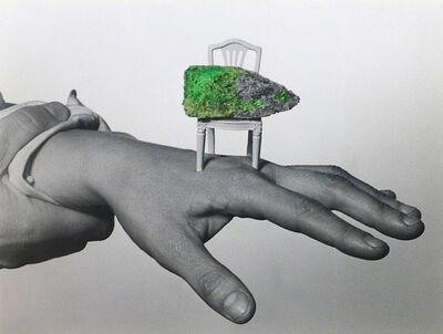 Esther Ferrer, 'Elle ètait lá', 1984