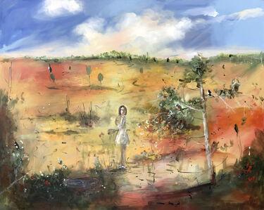 Terry-Pauline Price, 'On the Way to Jennis', 2019
