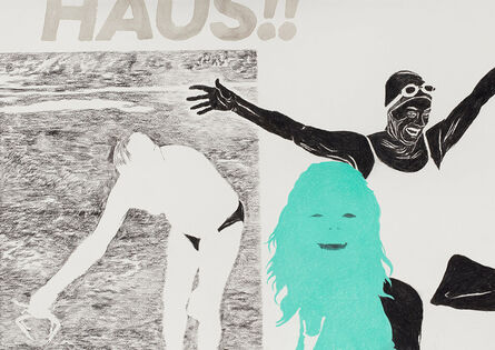 Andrew Kayser, 'Christ Haus 2', 2019